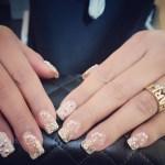 Amy Perez' Round Cut Diamond Ring
