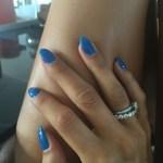 Cathy Fischer's Round Cut Diamond Ring