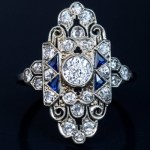 What You Need to Know about Art Deco Engagement Rings