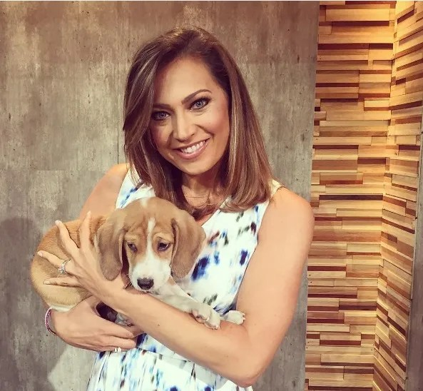 Credit: Ginger Zee/Instagram