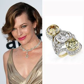9 Antique Celebrity Engagement Rings We Absolutely Adore
