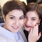 Anne Curtis' Round Cut Diamond Ring