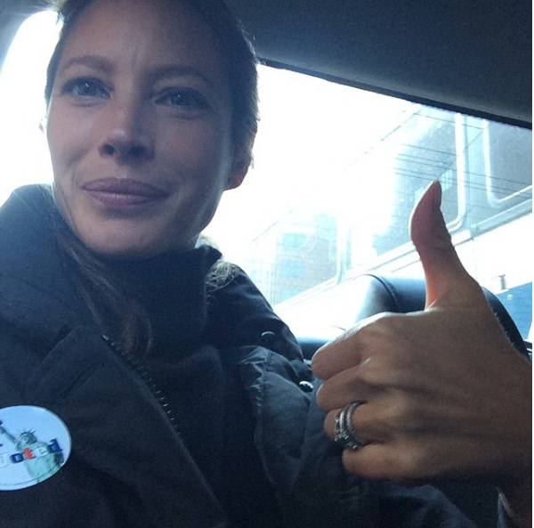 Credit: Christy Turlington/Instagram