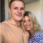 Joanna King's Round Cut Diamond Ring
