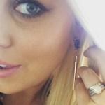 Mel Greig's Round Cut Diamond Ring