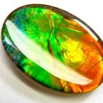 You Need to See this New Gemstone: Ammolite