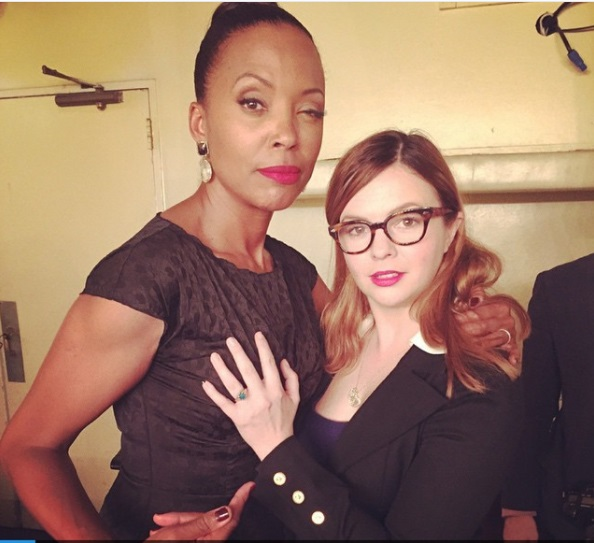 Amber Tamblyn Ring
