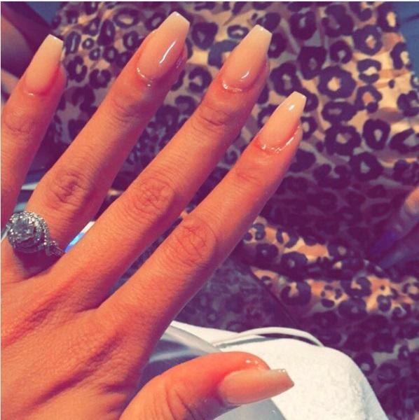 Natalie Nunns Round Cut Diamond Ring