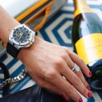 Nikki Phillips' Cushion Cut Diamond Ring