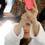 Salma Hayek's 5 Carat Oval Cut Diamond Ring