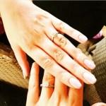 Carina Elliot's Round Cut Diamond Ring