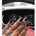 Jewel Harris' Round Cut Diamond Ring