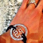 Lauren Tannehill's Round Cut Diamond Ring