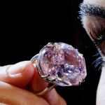 Check Out this Record Breaking Pink Gemstone
