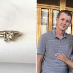Couple Finds Engagement Ring Lost on Vacation NINE Years Ago!