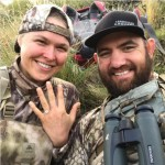 Ronda Rousey's Princess Cut Diamond Ring