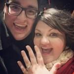 Kristen Denny's Round Cut Diamond Ring
