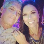 LeeAnne Locken's Marquise Shaped Diamond Ring