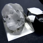 This Diamond Weighs More Than A Baseball