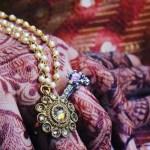 Kavita Kaushik's Round Cut Amethyst Ring