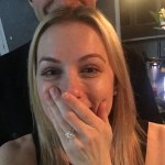 Iliza Shlesinger's Emerald Cut Diamond Ring