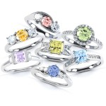 Does She Want a Coloured Gemstone Engagement Ring? Here's What You Should Know