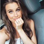Christina Cimorelli's Round Cut Diamond Ring
