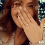 Cora Wadell's Round Cut Diamond Ring