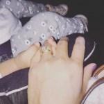 Judy Travis' Round Cut Diamond Ring