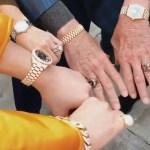 Wendy Barlow's Round Cut Diamond Ring