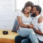 Linda Ejiofor's Cushion Cut Diamond Ring
