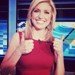 Ainsley Earhardt's Cushion Cut Diamond Ring