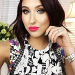Jaclyn Hill's Cushion Cut Diamond Ring