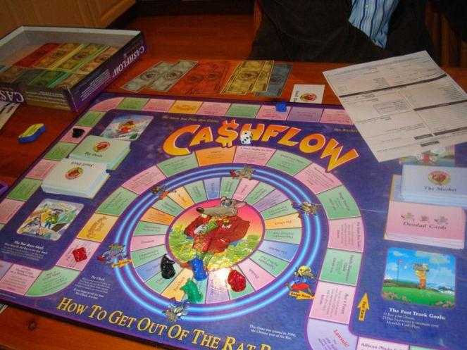 Cashflow-101-Game