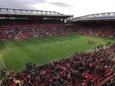 Liverpool Football Club Hospitality 002