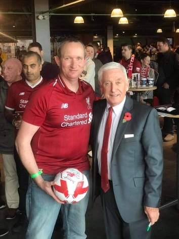 Liverpool Football Club Hospitality 009
