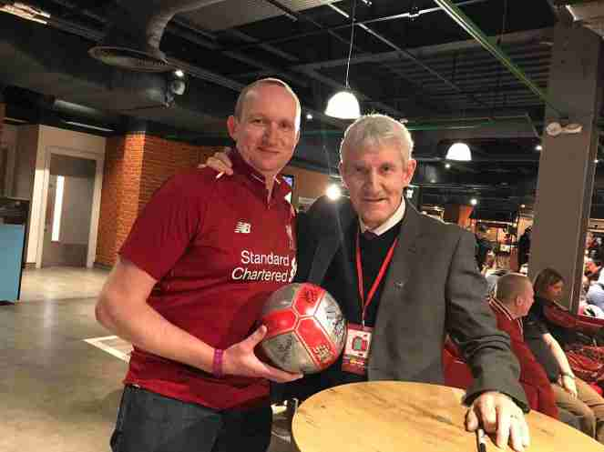 Liverpool Football Club Hospitality 010