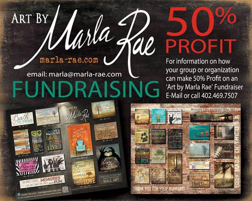 marla rae fundraising