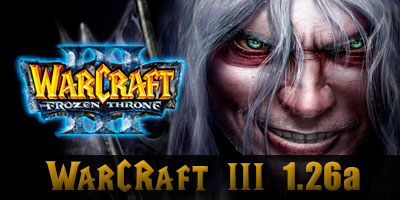 Warcraft 3 Patch 126a The Frozen Throne Download