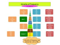 Adverbs of frequency_mind map