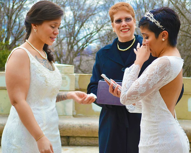 Art Of The Ceremony Manhattan New York An Wedding