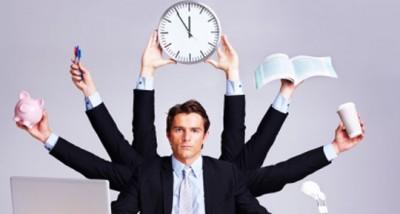 زيادة الإنتاج مع تنوع المهام ومحدودية الوقت