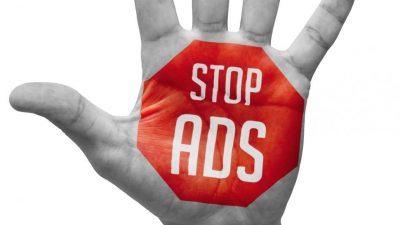 Ad Blocker لحظر الإعلانات