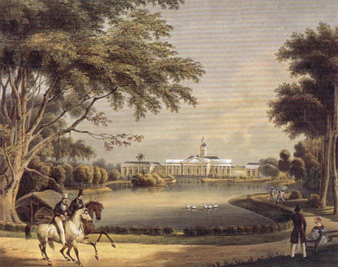 GG palace 19th century