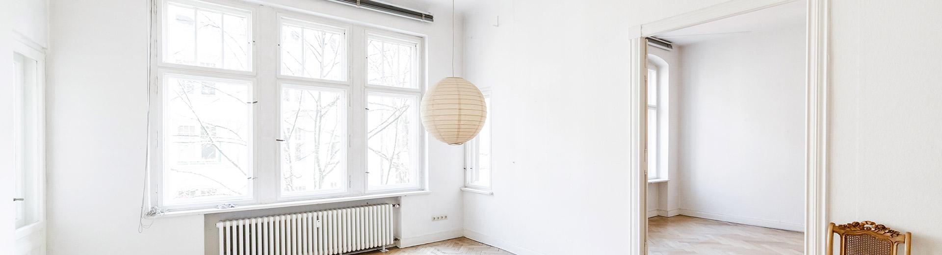 Engelhardt Immobilien Eigentumswohnung lichtdurchflutetes Zimmer