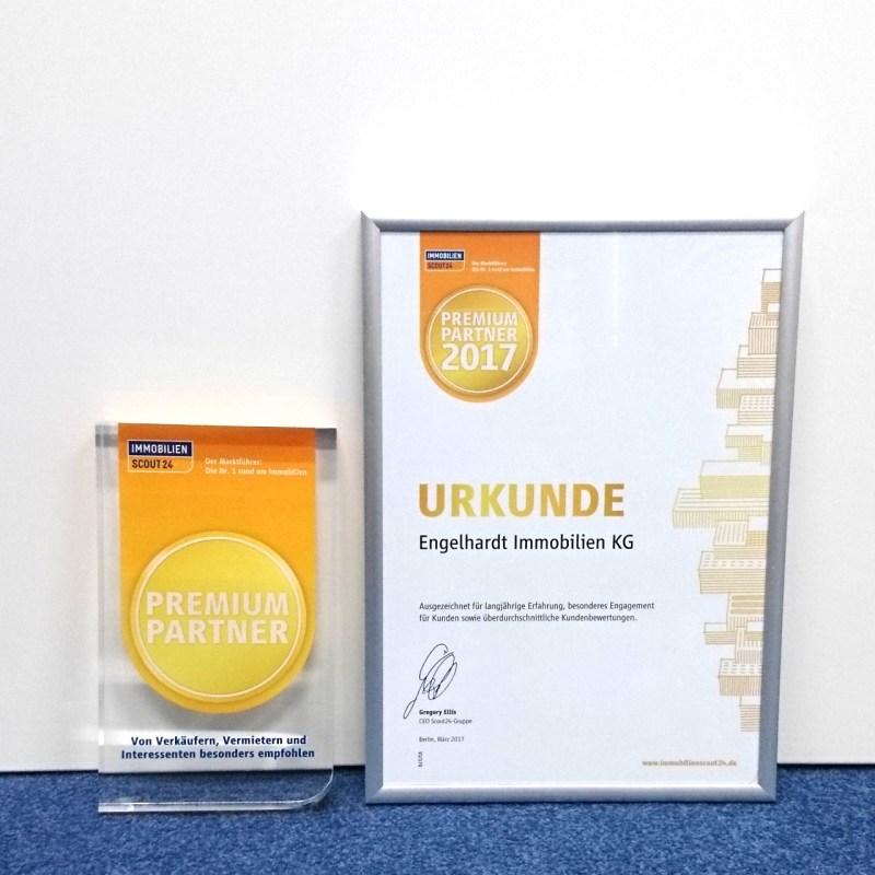 Immobilienscout Premium Partner Preis
