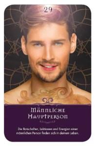 Gratis Kartenlegen Kraft der Engel Orakel Karte 29 Männliche Hauptperson