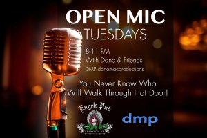 Open Mic Night Hosted by DMP Productions