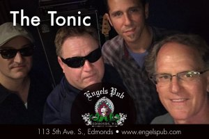 The Tonic at Engel's Pub in Edmonds