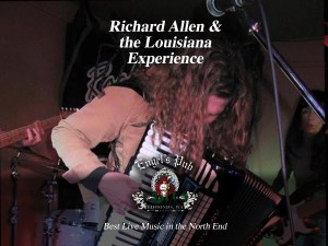 Richard Allen and the Louisiana Experience